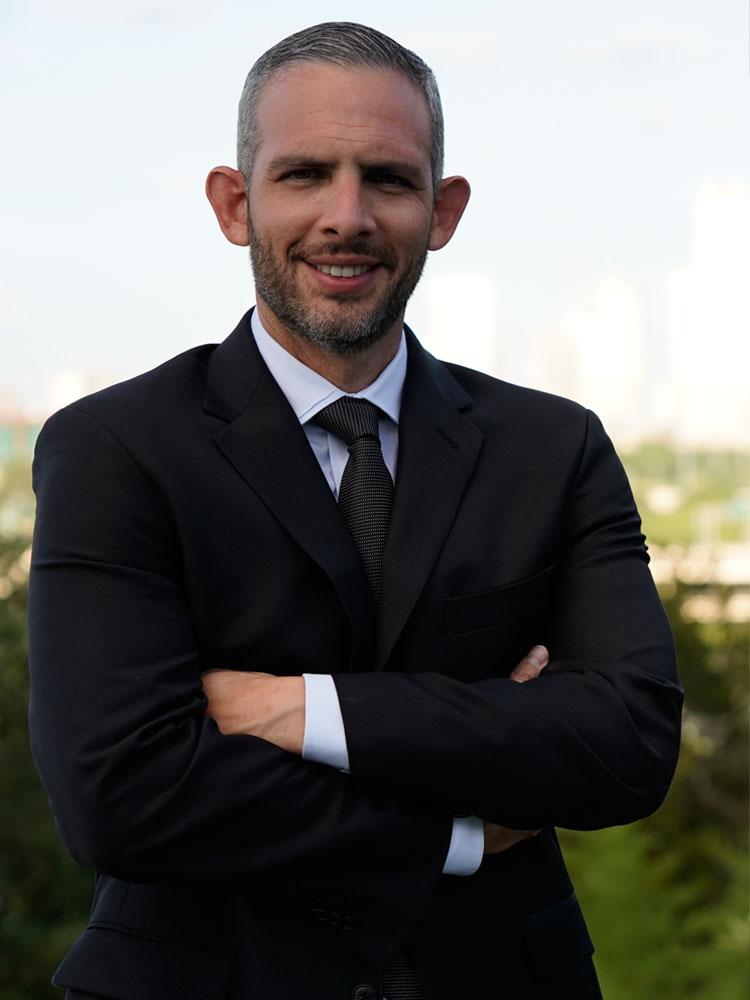 Dr. Esteban Garza, DDS